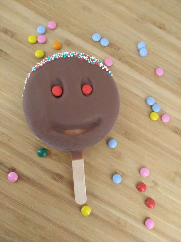 smiley frisco melkchoc 1 stuk